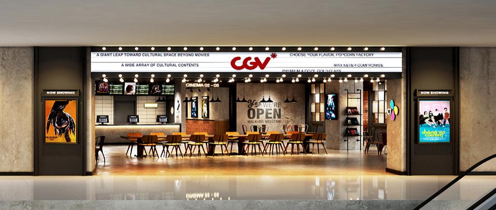 CGV Aeon Mall Hải Phòng