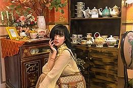 Random Tea Room - Quán cafe dành cho các nàng bánh bèo