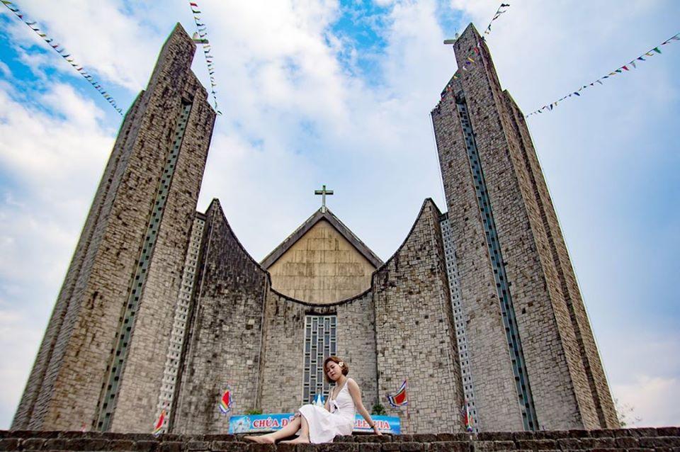 Nhà thờ Phủ Cam ở Huế