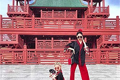 """Share """"mạnh tay"""" chùa Lầu - tọa độ  """"tiểu Nhật Bản"""" ở An Giang lên hình đẹp như ảnh tạp chí"""