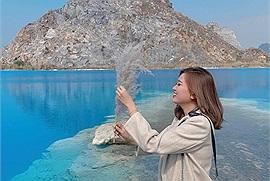 Không chỉ Ninh Bình hay Đà Lạt có Tuyệt Tình Cốc đâu, ở Hải Phòng cũng có 1 Tuyệt Tình Cốc nước xanh hơn cả trời nè