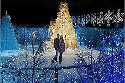 Giáng sinh cần kề, lập kèo đi ngay Vương quốc tuyết trắng đang gây sốt ở Sài Gòn