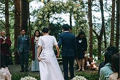 Cuộc đời này chỉ ước mơ một đám cưới thật lãng mạn trên Đà Lạt