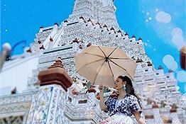 HOT: Thái Lan chính thức mở cửa đón khách du lịch quốc tế trở lại