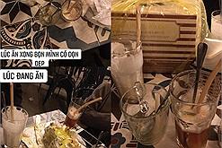 """Dân mạng tố quán cà phê hạng sang """"lươn lẹo"""" phạt 100k vì khách mang bánh sinh nhật"""