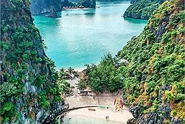 Không phải Sapa, Đà Nẵng hay Đà Lạt, đây mới là địa điểm du lịch được tìm kiếm nhiều nhất năm 2020
