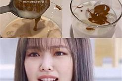 Khổ thân Jennie cật lực đánh bông cafe với trứng mà Dalgona vẫn không thành hình