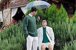 """Kỉ niệm 5 năm yêu nhau, cặp đôi điển trai phát """"cẩu lương"""" ầm ầm trong bộ ảnh Đà Lạt """"mùa có bồ"""""""