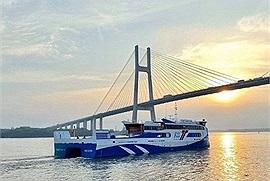Sắp khai trương tuyến phà biển TP.HCM - Vũng Tàu đi 30 phút tới nơi mà giá chỉ 50.000 thôi