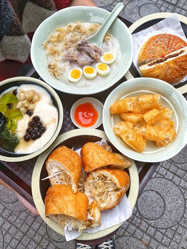 bánh mì Thái Bình
