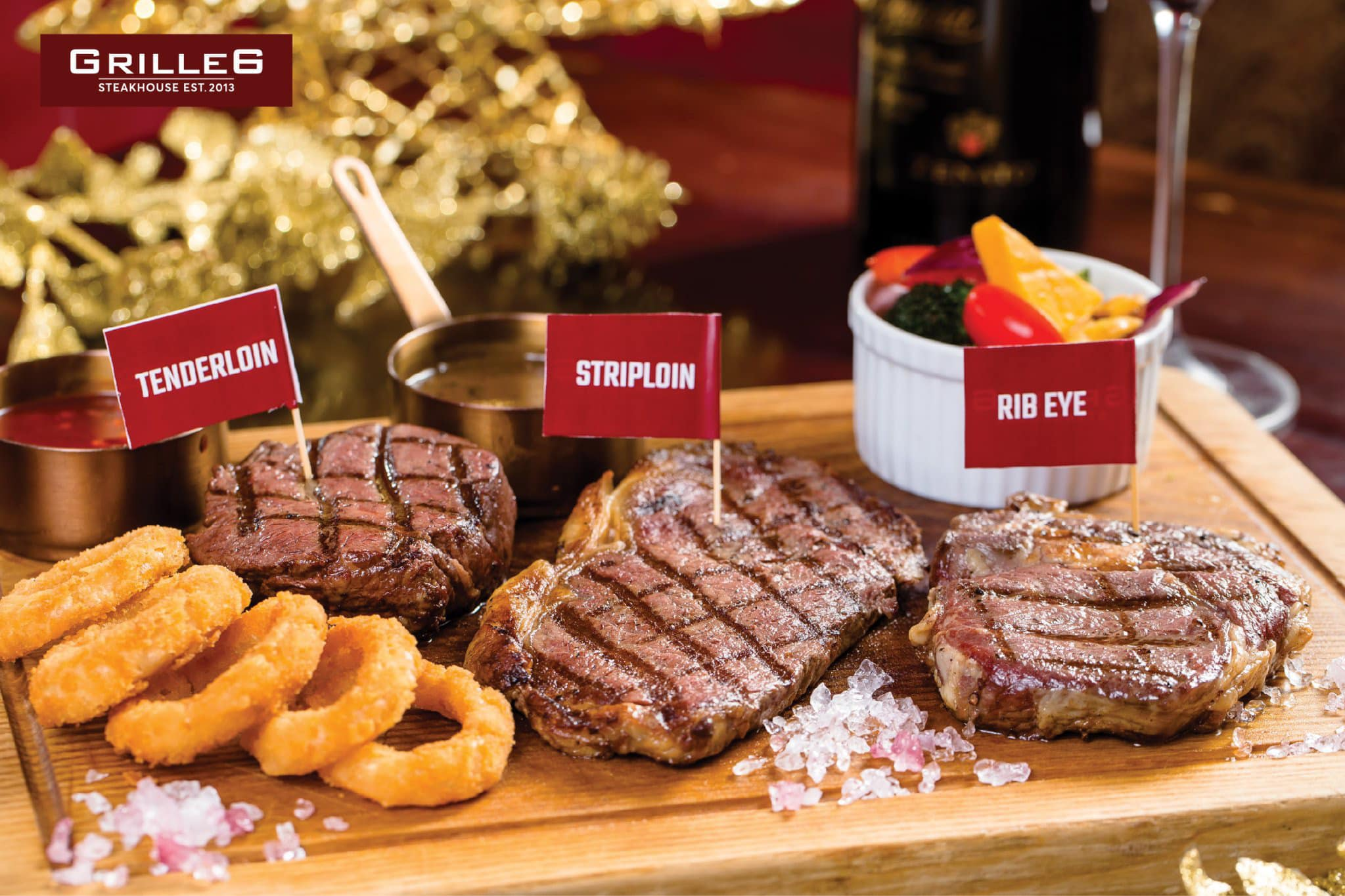 Grill6 Steakhouse