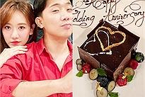 Sang chảnh như cặp sao hot nhất Vbiz: Thuê resort 5 sao, nhà hàng chuẩn Pháp để kỉ niệm 4 năm ngày cưới