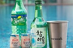 """Bỏ túi bí kíp pha cocktail Soju """"sang chảnh"""" đón Tết dương lịch tại nhà"""