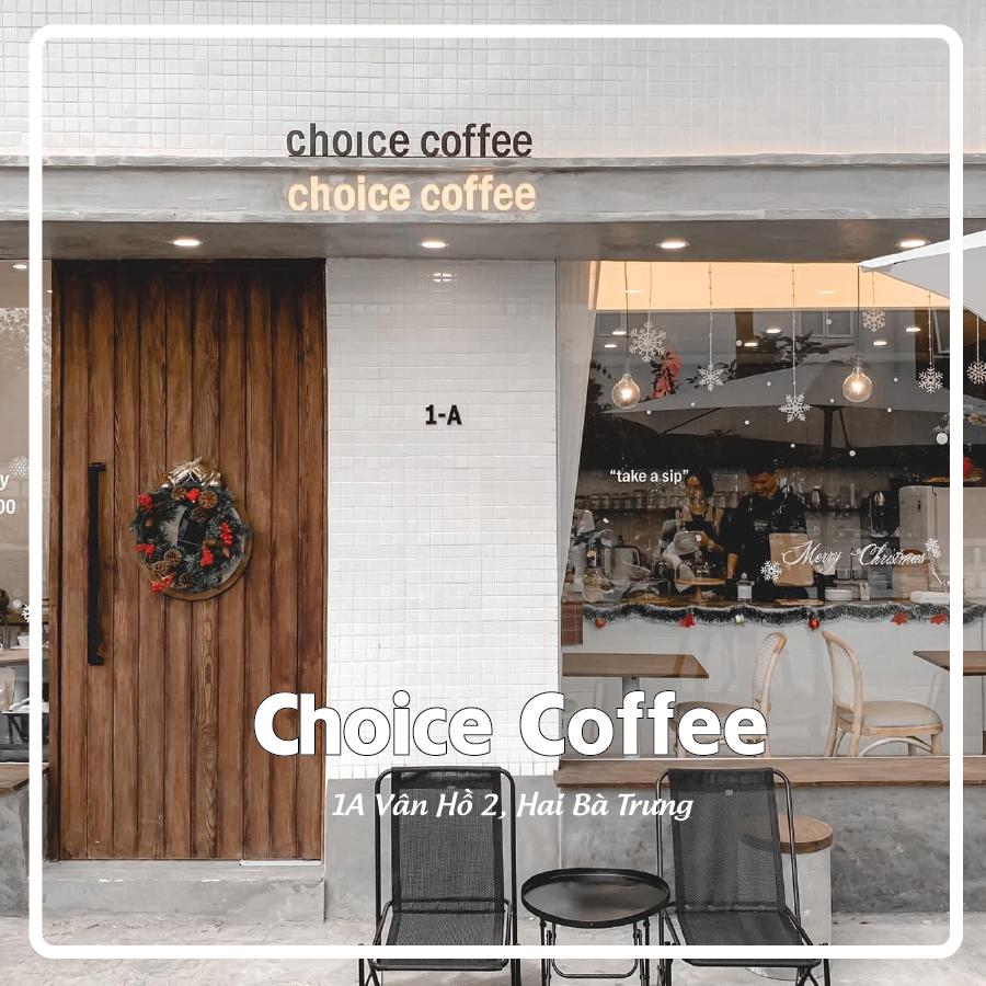 Choice Coffee