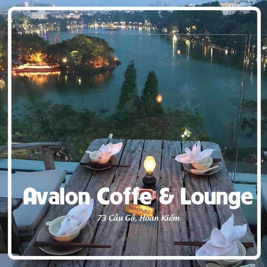 Avalon Coffee & Lounge