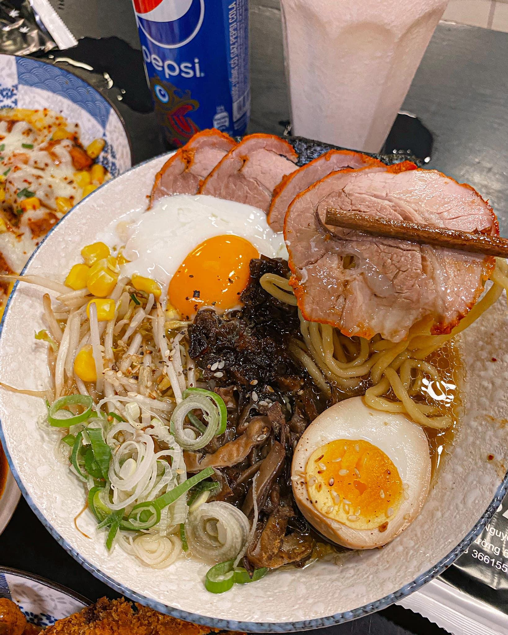 ẩm thực Nhật Bản tại Sài thành