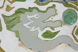 """Mắt tròn mắt dẹt trước Công viên """"Con rồng ngậm ngọc"""" khổng lồ mới xuất hiện ở Phú Yên"""