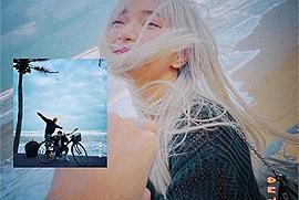 Thắc mắc Châu Bùi đi biển ở đâu đầu năm mới, vào xem Instagram của Binz biết liền