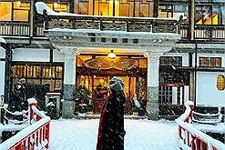 Lạc vào xứ sở thần tiên Ginzan Onsen - đẹp như một câu chuyện cổ tích