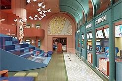 """Beta Cinemas đưa cả """"triển lãm"""" vào rạp phim, giới trẻ Sài thành lại sẵn chỗ check in mới"""