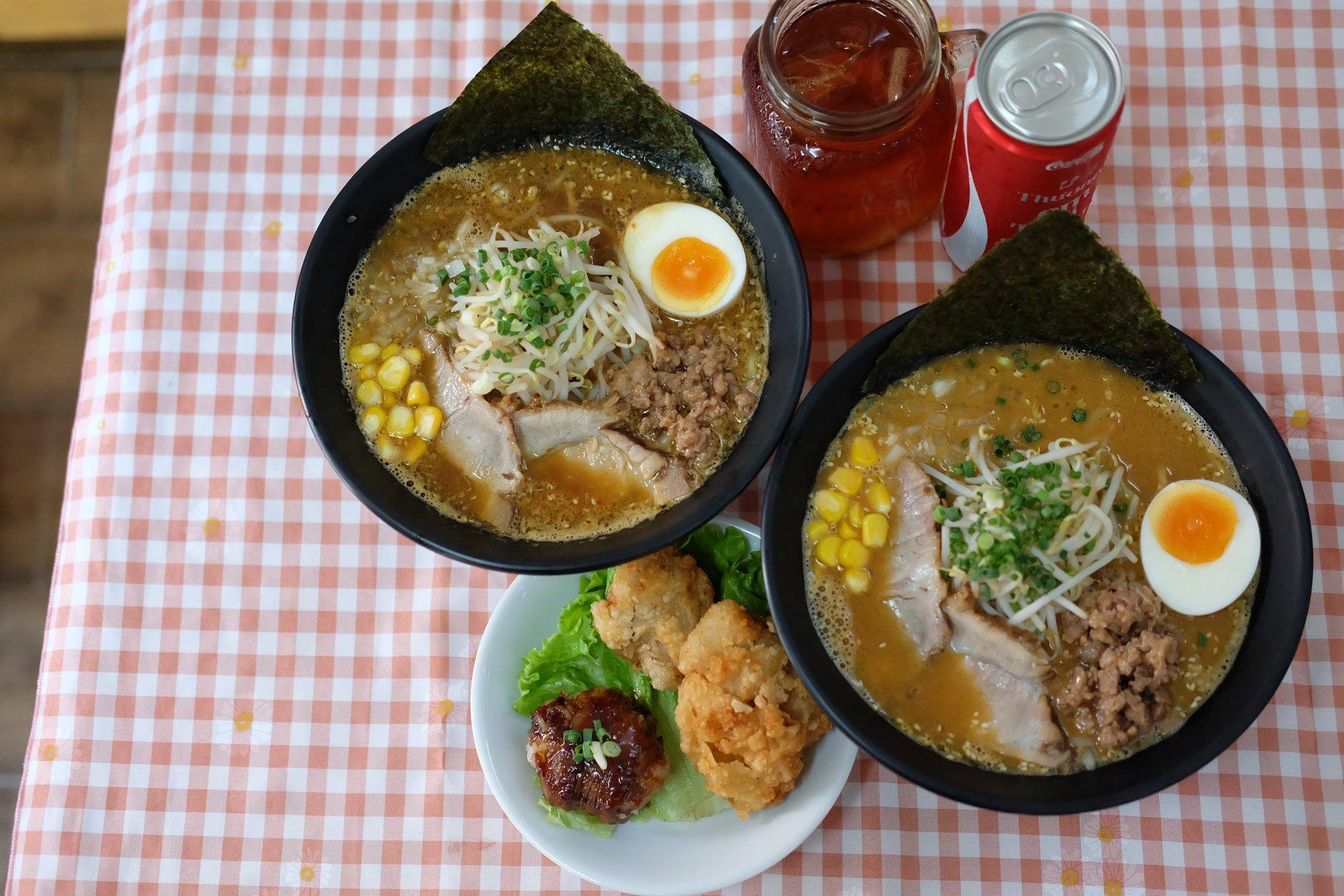 mỳ ramen chuẩn Nhật