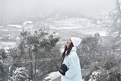 Sa Pa đi đâu: Tranh thủ đi ngắm ngay vì Y Tý bắt đầu có tuyết rơi trắng xóa