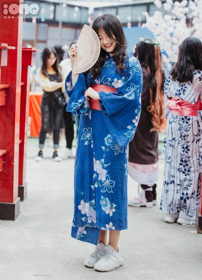 Lễ hội văn hóa ẩm thực Nhật diễn ra vào ngày 24/1.