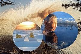 Sa Pa 0°C đã là gì, nơi rét khắc nghiệt nhất thế giới đồ ăn đóng băng, nước nóng biến thành tuyết, người dân tắm dưới băng