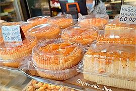 Thiên đường bánh dành cho tín đồ hảo ngọt, giá siêu rẻ chỉ từ 3k 1 cái