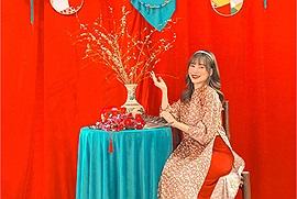 """""""Đổ đứ đừ"""" trước 4 quán cafe decor ngày Tết xinh, xịn nhất Hà Nội"""