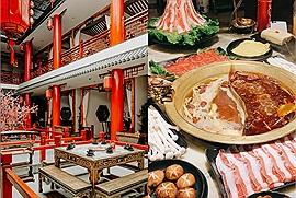 """Đi ăn lẩu Tứ Xuyên tưởng đâu lạc vào một """"tửu quán"""" Trung Quốc, xã xôi gì đâu ngay Đà Nẵng"""