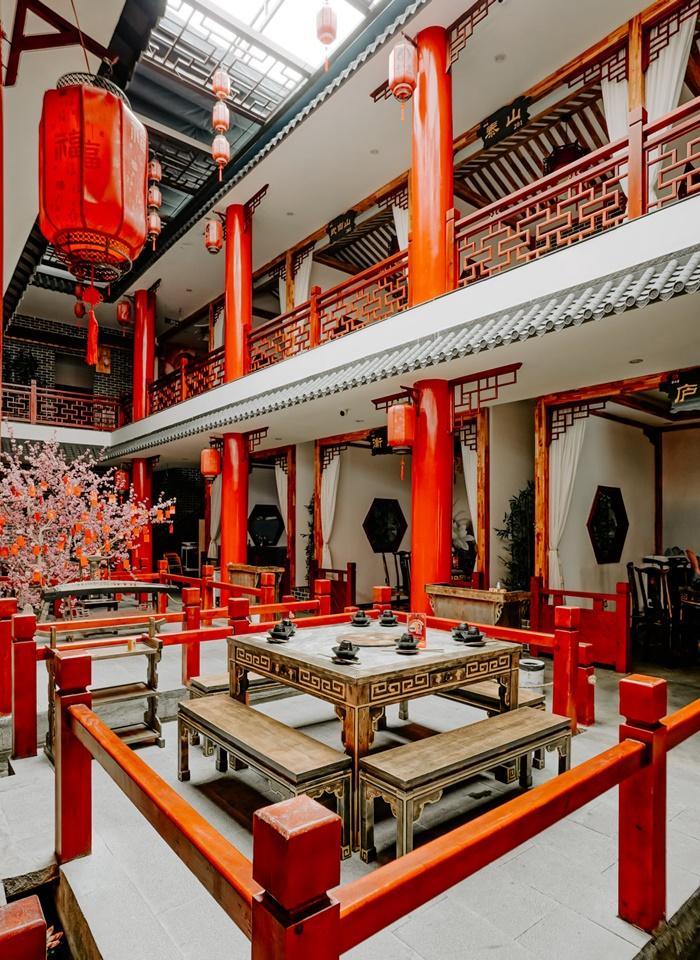 nhà hàng lẩu Tứ Xuyên ở Đà Nẵng