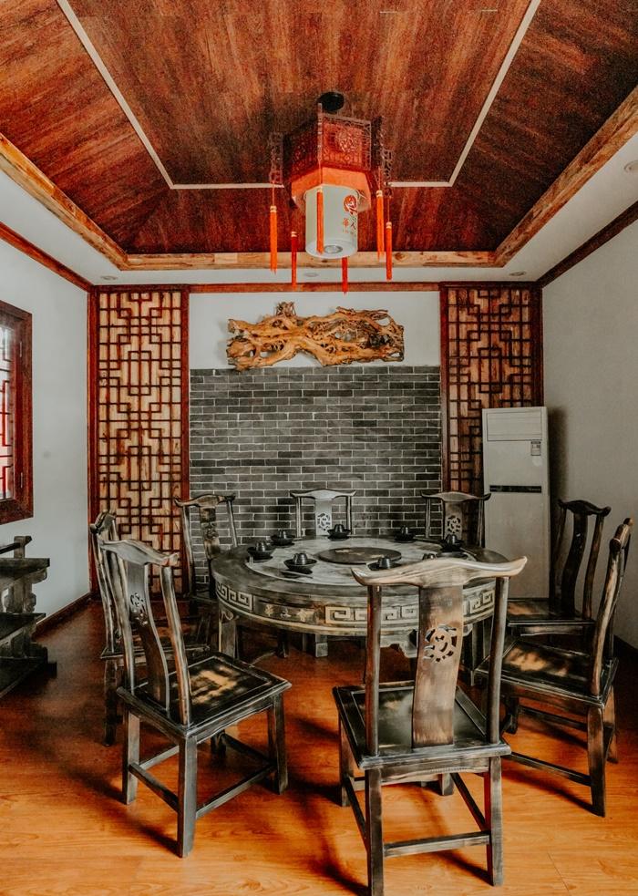 Nhà hàng lẩu Tứ Xuyên đậm chất Trung Hoa đang hot hit