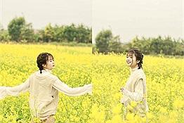 """Hà Nội đi đâu: Dân tình """"xỉu up xỉu down"""" với địa điểm chụp ảnh mùa hoa cải đẹp như mơ những ngày giáp Tết"""