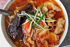 Phở gan cháy Bắc Ninh có gì mà ngon thế, ăn thử rồi mới biết