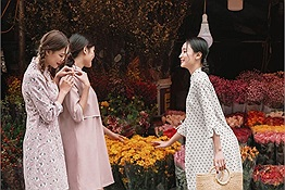 Chơi Tết: Ai muốn xúng xính áo dài chơi Tết thì phải ghé thăm ngay những địa chỉ này