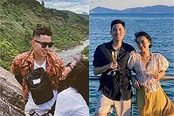 """Phong cách du lịch của cặp đôi Quang Đạt - Hà Trúc: lúc giản dị, bình yên, lúc sang chảnh """"hết phần thiên hạ"""""""