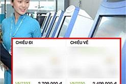 Vé máy bay đi chơi đắt hơn vé về quê ăn Tết, có hãng chênh 2 triệu VNĐ