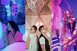 Vườn ánh sáng hot nhất Đà Lạt có gì đặc biệt mà các celeb check in rần rần, có người quay cả MV?