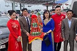 Đám cưới éo le: Nhà trai Hải Phòng sang đón dâu Quảng Ninh phải quay đầu vì chốt chặn covid