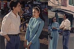 """Tà áo dài """"Thắt đáy lưng ong"""" - Tết Sài Gòn những năm hồi đó"""