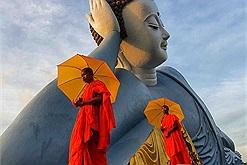 Khám phá ngôi chùa có tượng Phật nằm lớn nhất Việt Nam ở Sóc Trăng