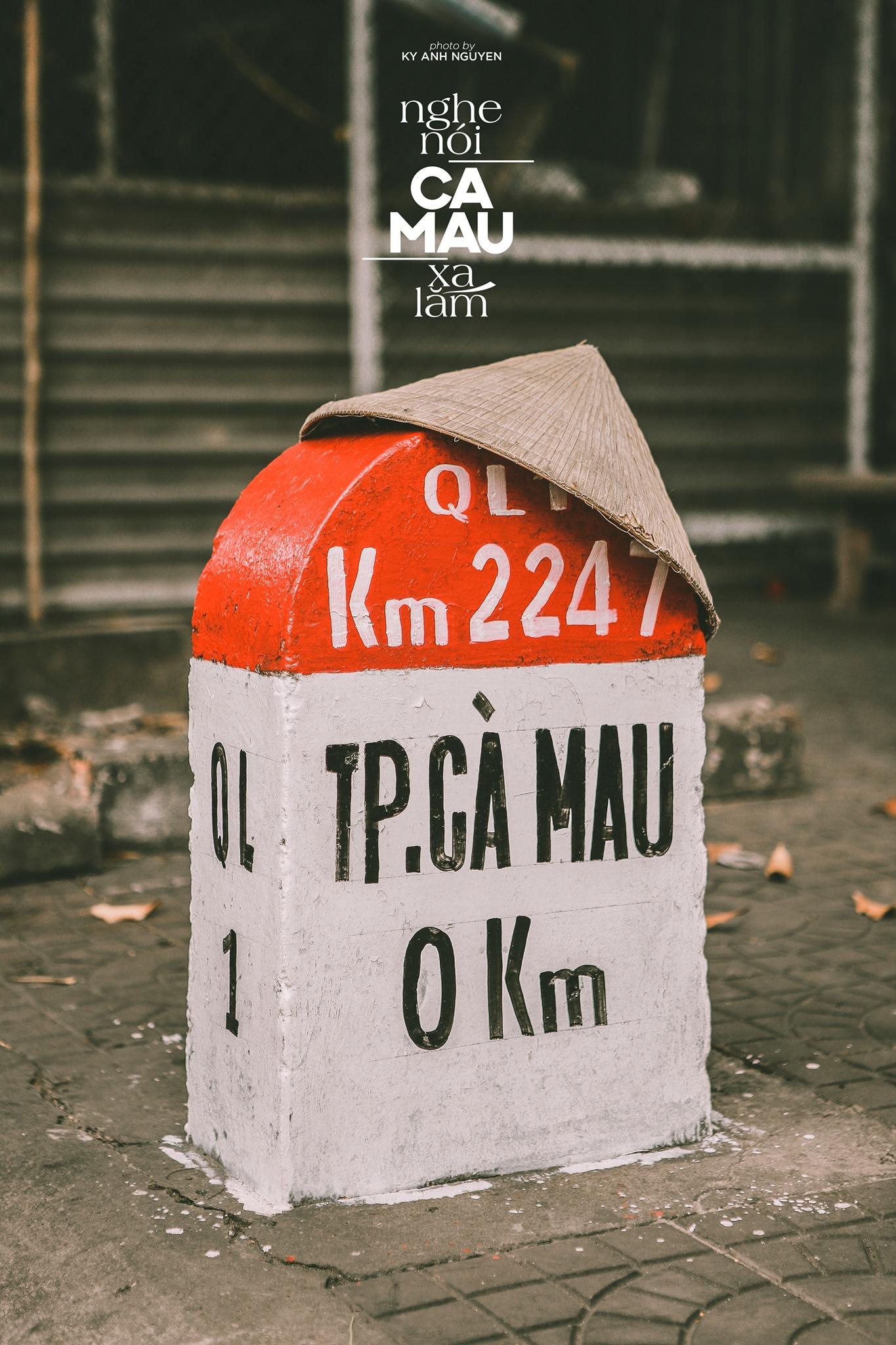 đất mũi Cà Mau