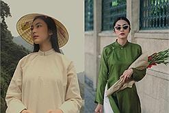 Tết này học Hà Tăng, Helly Tống,... mặc áo dài xưa du xuân đảm bảo duyên dáng đẹp tựa nàng thơ
