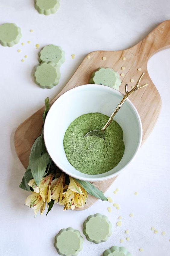 Epigallocatechin (EGCG) là thành phần chống oxy hóa nổi tiếng trong trà xanh