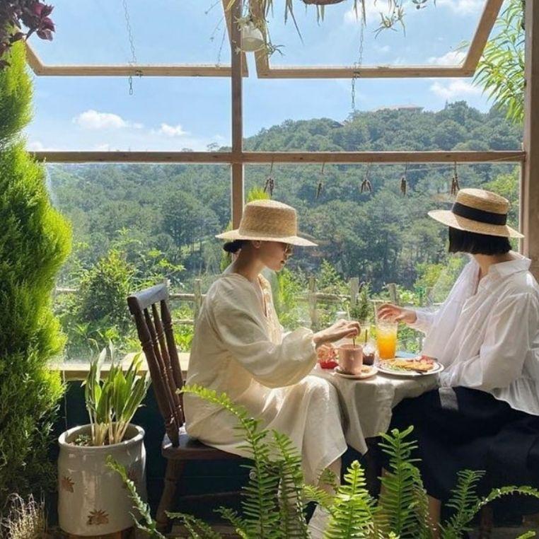 Lịch hoạt động Tết Nguyên Đán của những quán cà phê hot nhất Đà Lạt