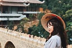 Ngỡ như đang lạc vào thước phim Trung Hoa ở Khu du lịch tâm linh Tây Yên Tử