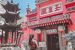 """Top 5 ngôi chùa """"must go"""", cầu gì được nấy tại Sài Gòn"""