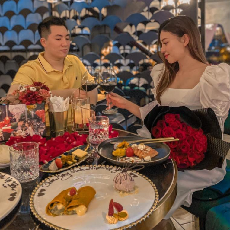 Không phải đi hết Hà Nội tìm nhà hàng Âu cho Valentine đâu các cặp đôi, lưu ngay 3 địa điểm mở xuyên tết này nhé
