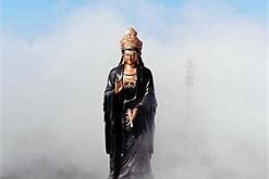 Vẻ kì vĩ của Tây Bổ Đà Sơn - tượng Phật Bà bằng đồng cao nhất châu Á